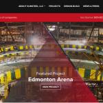 SunSteel Launches New Website