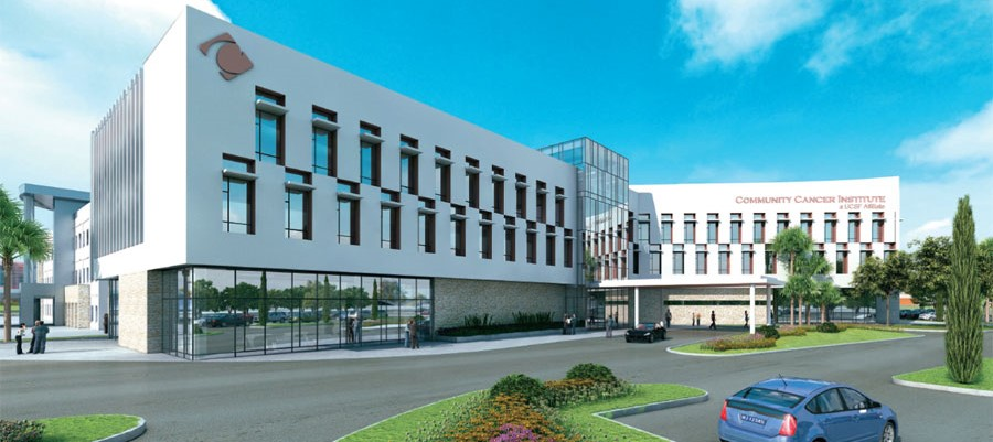 Community Medical Center >> Cancer Center Clovis Community Medical Center Sunsteel Llc